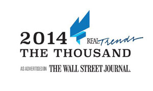 Team Couch of Burch Realty Group - 2014 THE THOUSAND