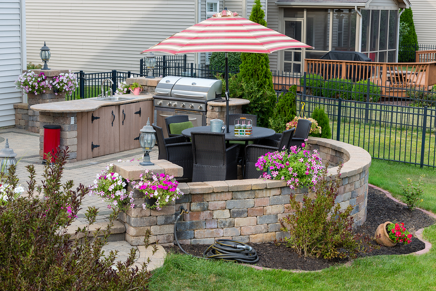 Our Top 5 Summer Home Improvement Projects